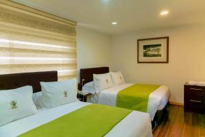 Hotel-Spa Casa de Lavim, Szállodák  Bogotá - big - 41