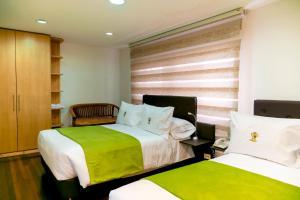 Hotel-Spa Casa de Lavim, Szállodák  Bogotá - big - 14