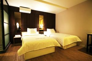 Hotel the Ann, Hotels  Changwon - big - 14