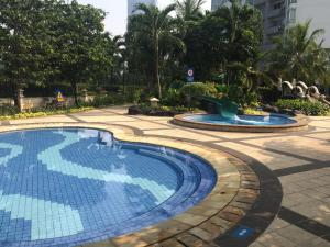 Puri Casablanca Serviced Apartment, Aparthotels  Jakarta - big - 22