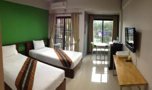 City Ratsada Apartment, Hotels  Lampang - big - 24