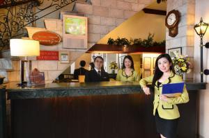 Fernandina 88 Suites Hotel, Szállodák  Manila - big - 16