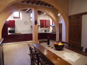 Le Rughe, Ferienwohnungen  Montepulciano - big - 20