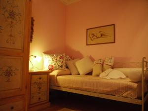 Le Rughe, Ferienwohnungen  Montepulciano - big - 15