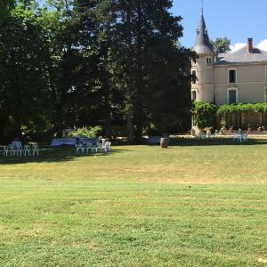 Chateau Pech-Céleyran, B&B (nocľahy s raňajkami)  Salles-d'Aude - big - 42
