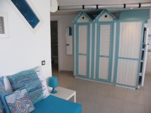 Atic Mar, Apartmanok  L'Estartit - big - 11