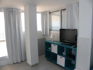 Atic Mar, Apartmanok  L'Estartit - big - 10