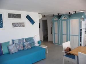 Atic Mar, Apartmanok  L'Estartit - big - 5