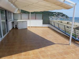 Atic Mar, Apartmanok  L'Estartit - big - 20