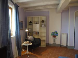 Le Rughe, Ferienwohnungen  Montepulciano - big - 21