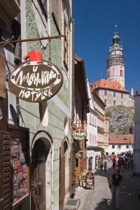 3 stern hotel Hotel U Malého Vitka Český Krumlov Tschechien