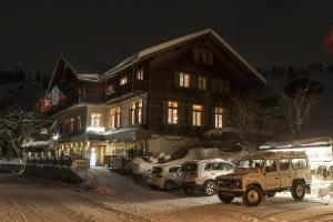 Hotel Rothorn, Hotely  Schwanden - big - 59