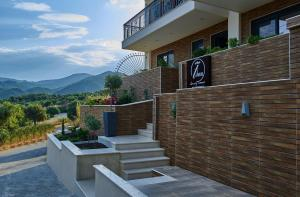 Athos Thea Luxury Rooms, Apartmány  Sarti - big - 15