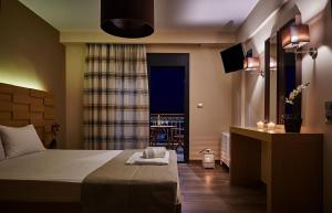 Athos Thea Luxury Rooms, Apartmány  Sarti - big - 16