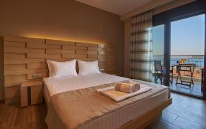 Athos Thea Luxury Rooms, Apartmány  Sarti - big - 20