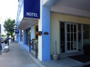 Brighton Suites Hotel, Отели  Рехобот-Бич - big - 27