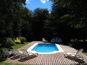 Hosteria Pichi Rincon, Penziony – hostince  Villa La Angostura - big - 22