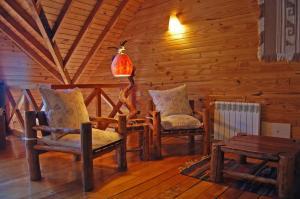 Hosteria Pichi Rincon, Penziony – hostince  Villa La Angostura - big - 31