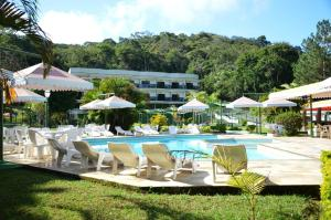 Hotel Green Hill, Hotel  Juiz de Fora - big - 31