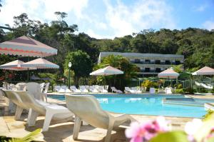 Hotel Green Hill, Hotel  Juiz de Fora - big - 34