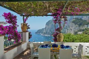 Villa Mariuccia Capri, Apartmanok  Capri - big - 23