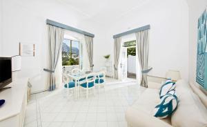 Villa Mariuccia Capri, Apartmanok  Capri - big - 24