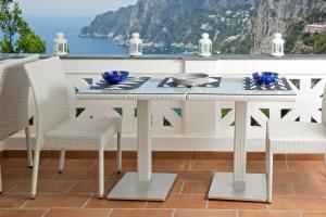 Villa Mariuccia Capri, Apartmanok  Capri - big - 42