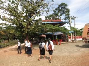 Isanborei homestay 10, Ubytování v soukromí  Kâmpóng Chheutéal - big - 7