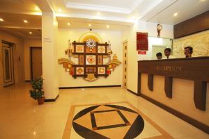 Hotel Suyash Deluxe, Szállodák  Púna - big - 13