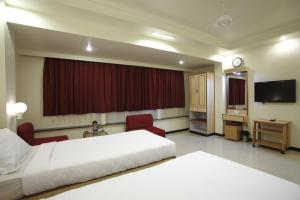 Hotel Suyash Deluxe, Szállodák  Púna - big - 3