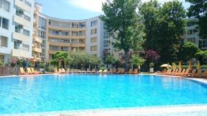 3 hviezdičkový apartmán Yassen Holiday Village Slnečné pobrežie Bulharsko