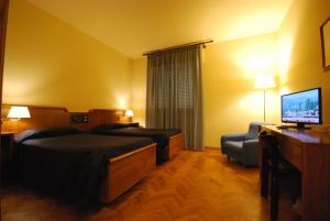 Hotel Moderno, Hotely  Pontassieve - big - 8