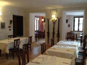 Affittacamere Antico Albergo Camussot, Penzióny  Balme - big - 42