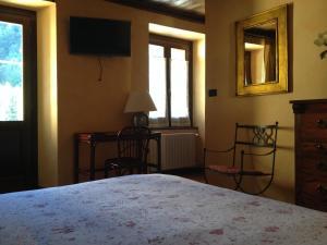 Affittacamere Antico Albergo Camussot, Penzióny  Balme - big - 11