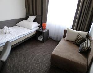 Wellness Hotel Vinnay, Szállodák  Vinna - big - 17