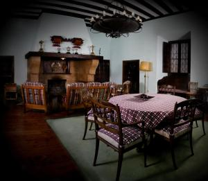 La Posada de Pradorey, Country houses  Ventosilla - big - 22