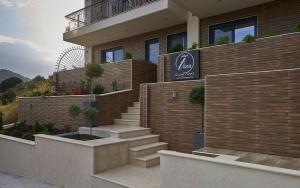 Athos Thea Luxury Rooms, Apartmány  Sarti - big - 22