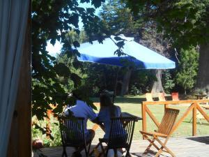 Hosteria Pichi Rincon, Penziony – hostince  Villa La Angostura - big - 41