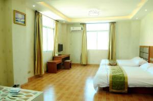 Xiamen North Railway Statioin Yajule Fast Hotel, Hotel  Xiamen - big - 6