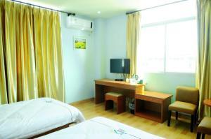 Xiamen North Railway Statioin Yajule Fast Hotel, Hotels  Xiamen - big - 12