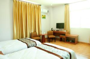 Xiamen North Railway Statioin Yajule Fast Hotel, Hotel  Xiamen - big - 5