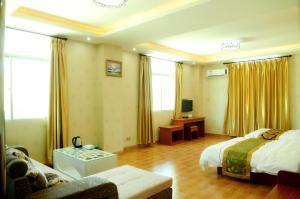 Xiamen North Railway Statioin Yajule Fast Hotel, Hotel  Xiamen - big - 4