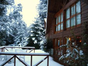 Hosteria Pichi Rincon, Penziony – hostince  Villa La Angostura - big - 45