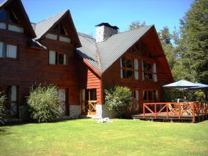 Hosteria Pichi Rincon, Penziony – hostince  Villa La Angostura - big - 48
