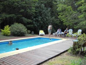 Hosteria Pichi Rincon, Penziony – hostince  Villa La Angostura - big - 25