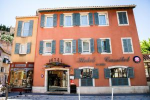 Interhotel Cassitel, Hotely  Cassis - big - 28