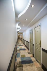 Interhotel Cassitel, Hotels  Cassis - big - 23