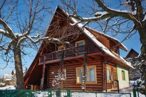 Drewniany Dom Rabka Zdrój