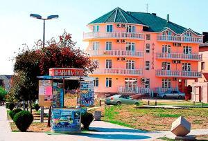 Artika Hotel, Szállodák  Vityazevo - big - 55