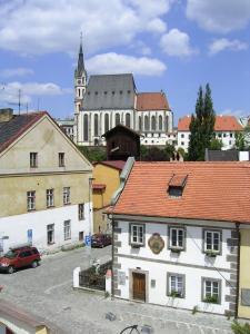 Pension U Soudu, Guest houses  Český Krumlov - big - 62